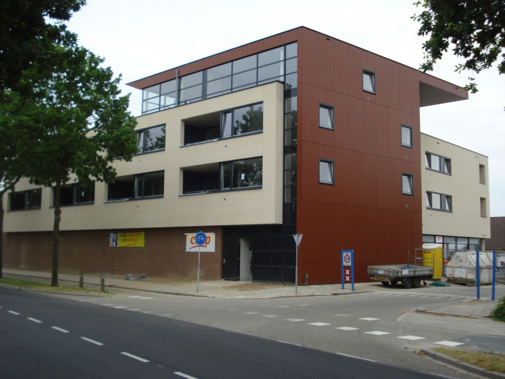 """Appartementencomplex de """"Ganzenpoel"""" opgeleverd"""