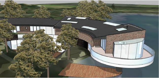 Nieuwbouw villa in Lieren