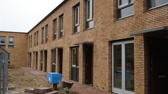 Nieuwbouw woningen 'Binnenronde'