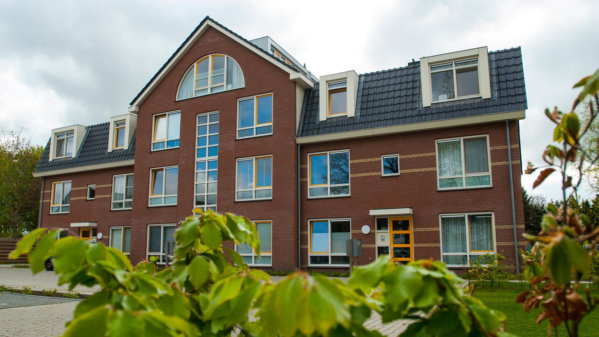 """Appartementen """"Van Wijnbergenlaan"""" te Barneveld"""