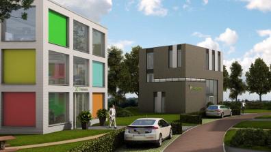 Businessvilla's Almere. Bedrijfshuisvesting geheel op maat