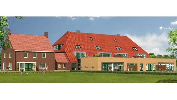 Luxe appartementen 'Dullertshoeve' te Arnhem