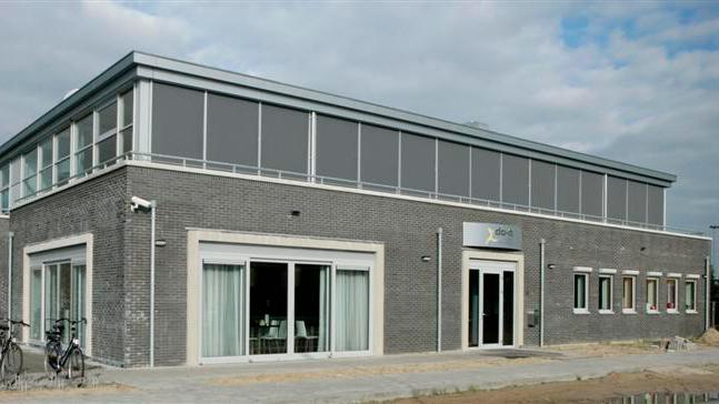 Nieuwbouw squash- fitnesscentrum Barneveld