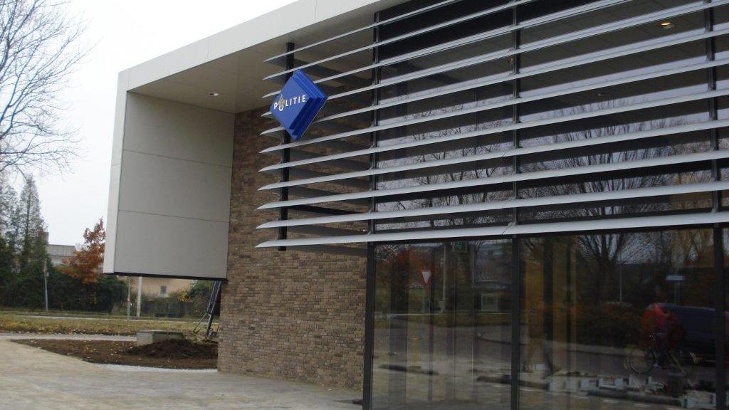 Nieuwbouw Politiebureau Wageningen