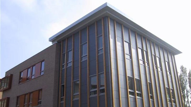 Realisatie kantoorgebouw te Wageningen