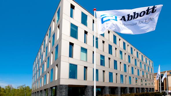 Realisatie Kantoorgebouw Abbott Hoofddorp