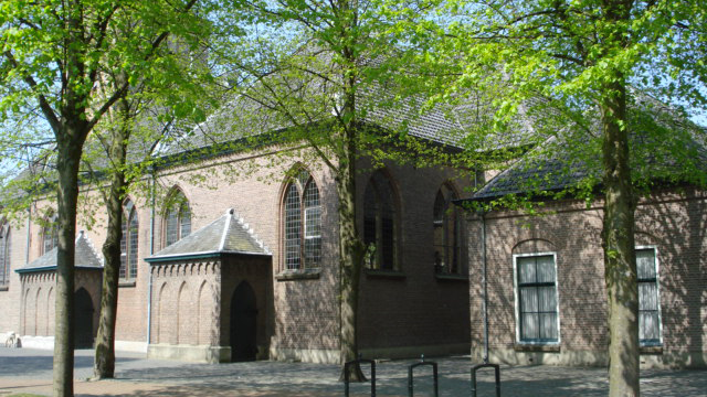 Restauratie Oude Kerk Lunteren
