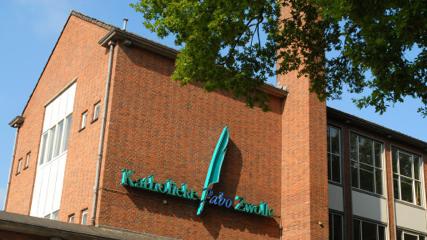 Verbouw Katholieke Pabo Zwolle