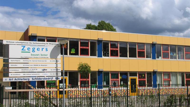 Verbouw Paasbergschool Ede