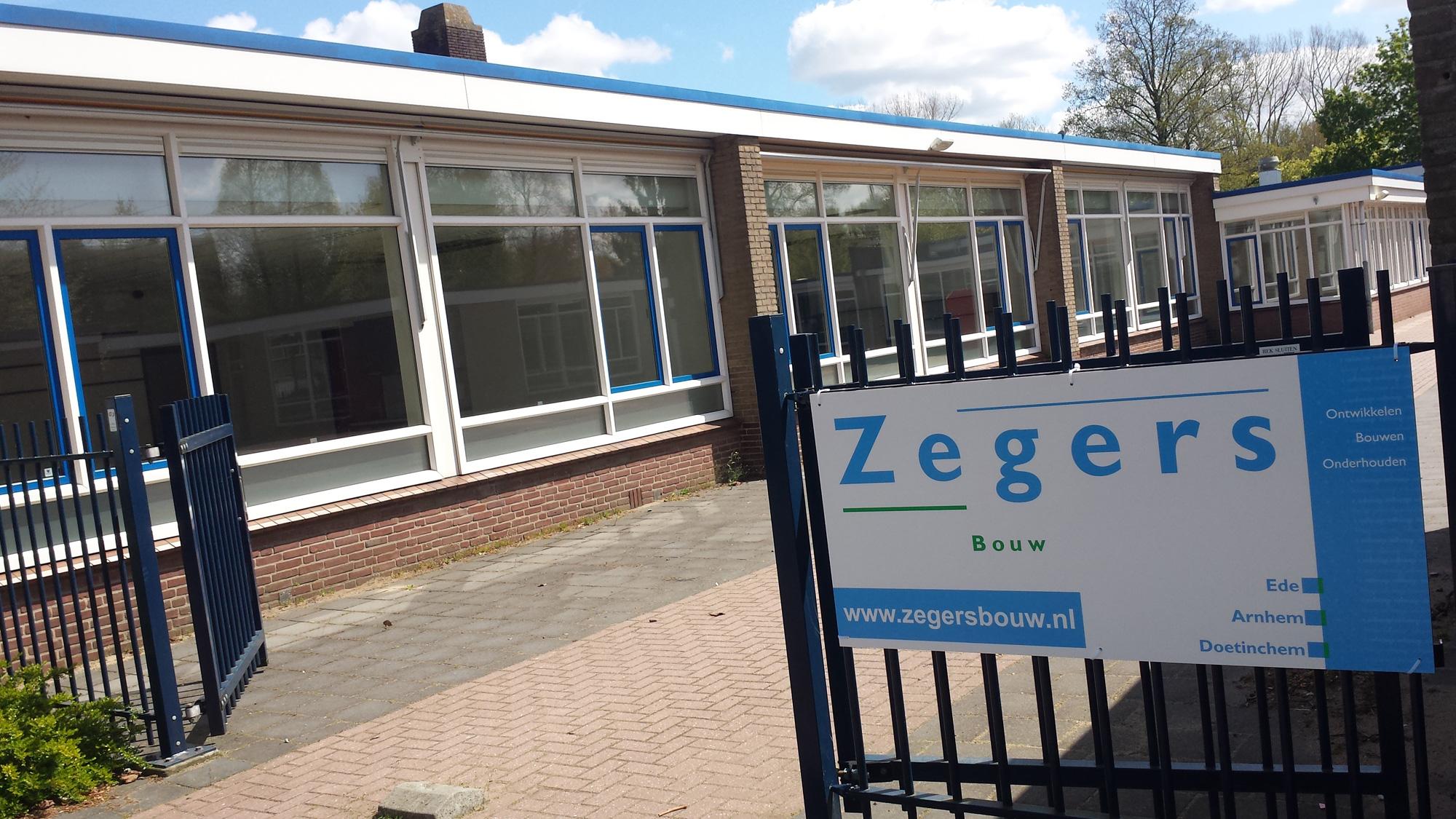 Verbouw schoolgebouw Doetinchem