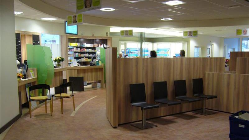 Nieuw- verbouw Gezondheidscentrum Arnhem