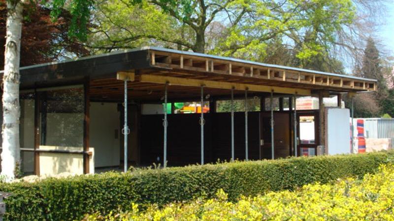 Vernieuwing aula's begraafplaatsen Lunteren, Ederveen en Otterlo