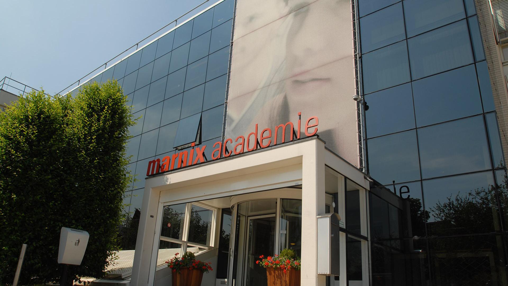 Verbouw Marnix Academie Utrecht