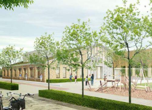 Start bouw scholen Ederveen