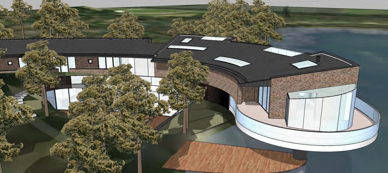 Nieuwbouw villa Lieren