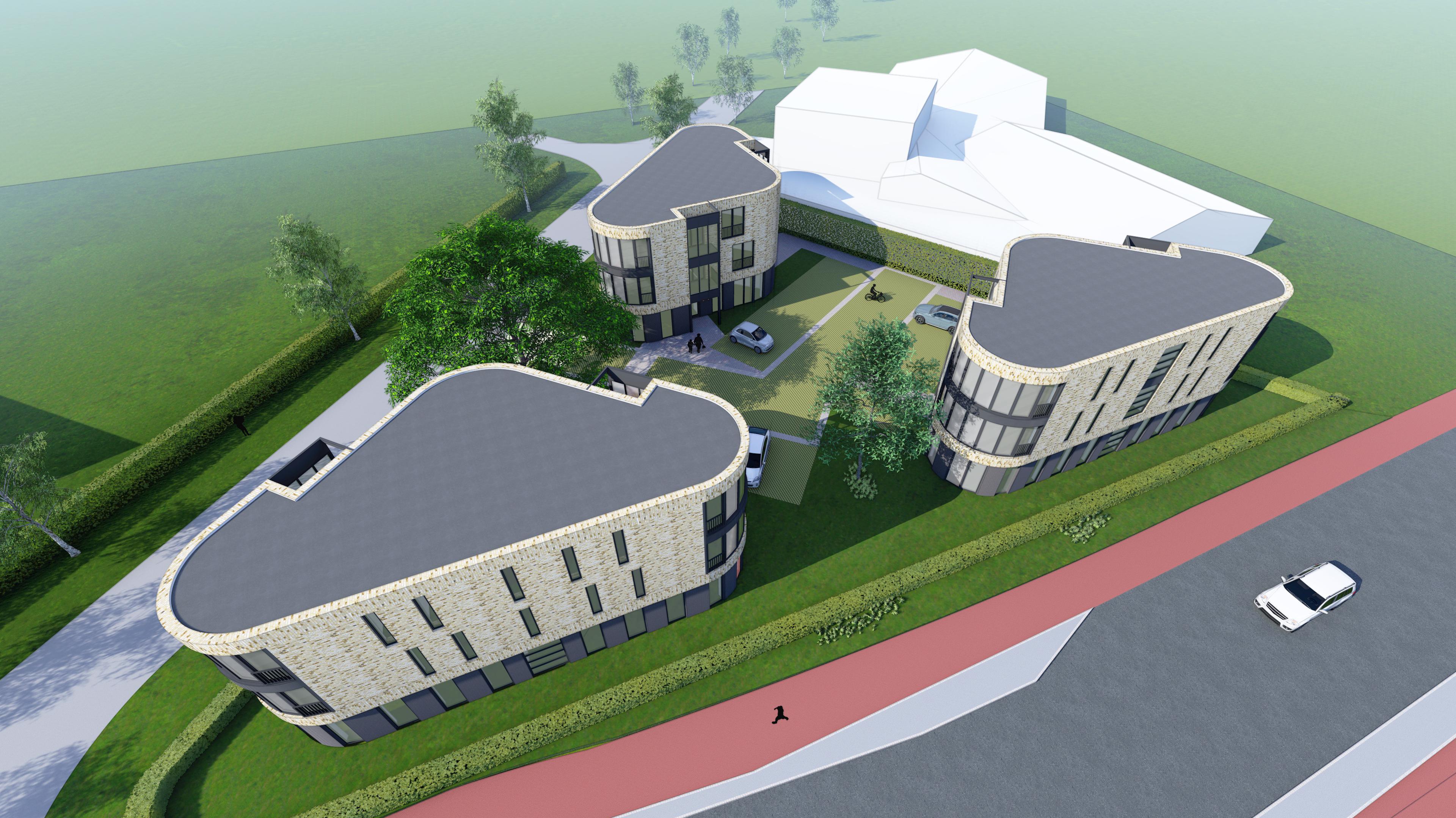 Nieuwbouw appartementen Voorthuizen